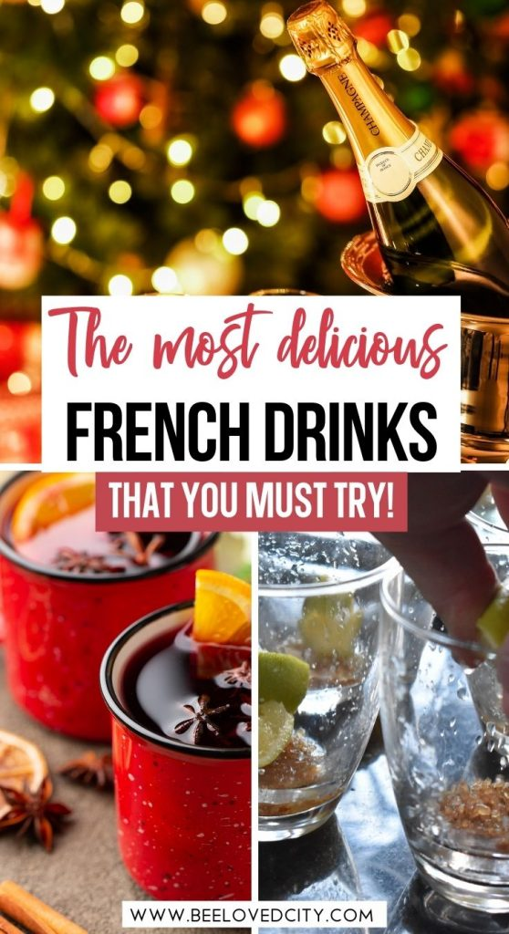Best Drinks in France