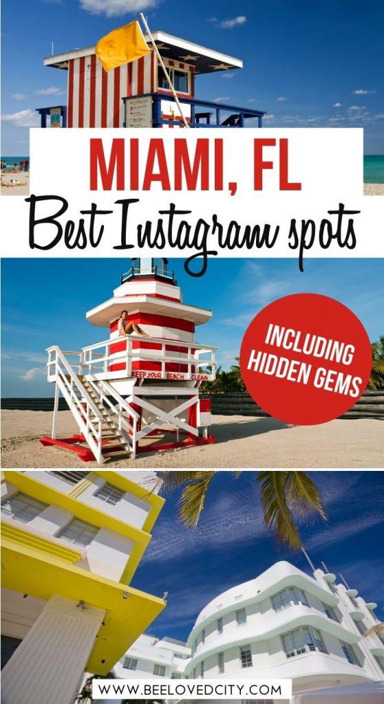 Best Instagram Spots in Miami