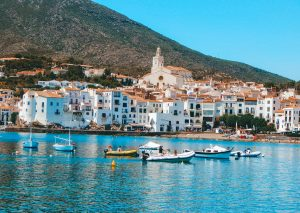 Small Spanish Town Cadaques