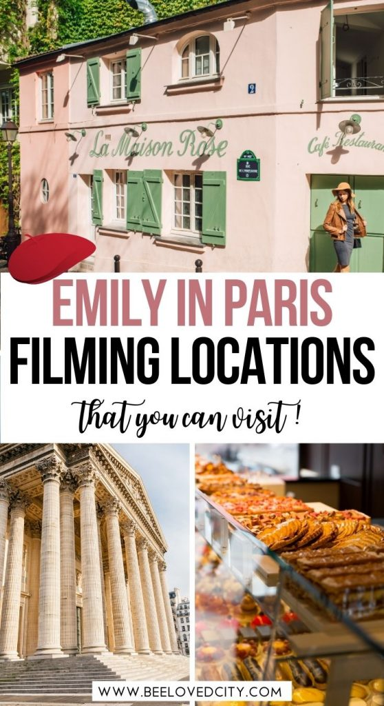 The best Emily in Paris Filming Locations in France