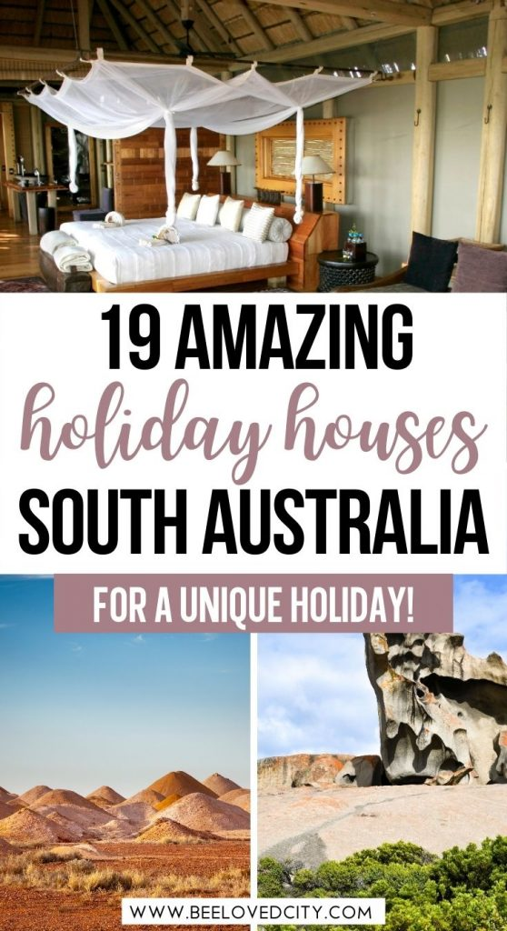 Best Airbnbs in South Australia
