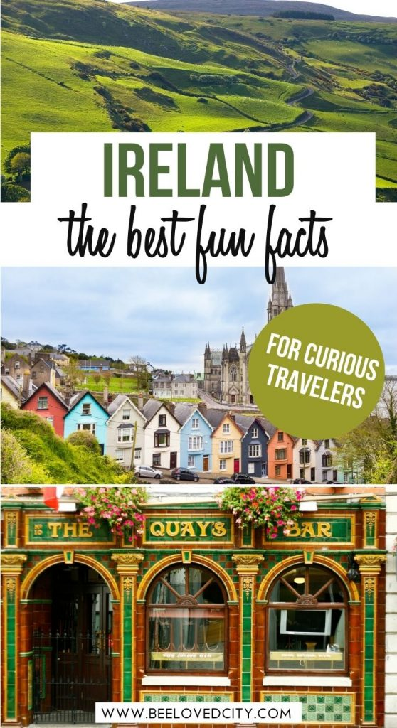 Best Fun facts about Ireland