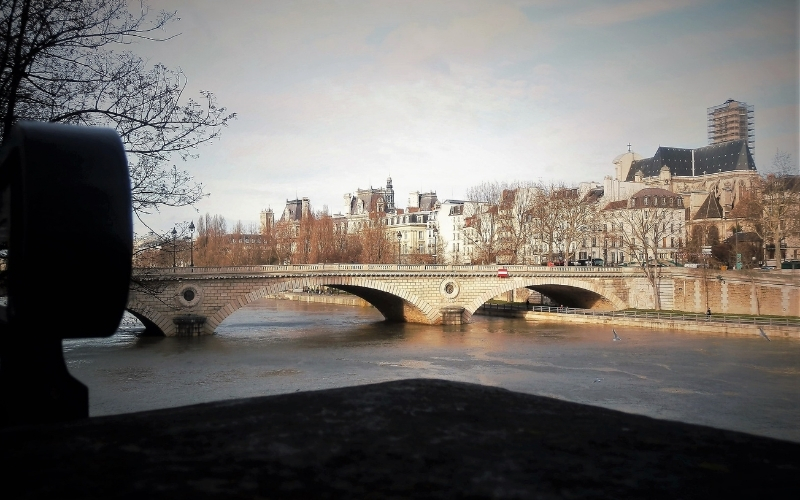 Pont Louis-Philippe in Paris
