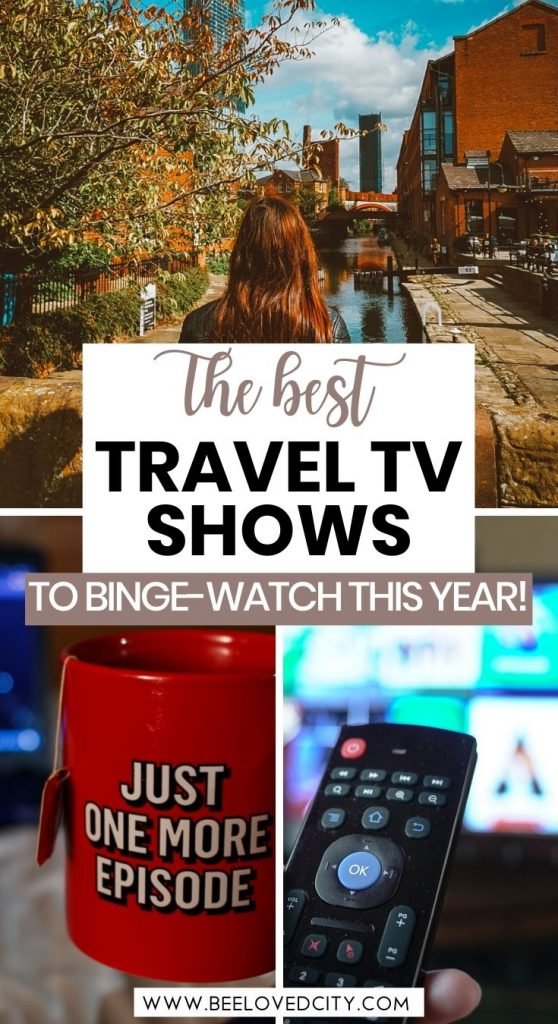 Best Travel TV Shows to watch