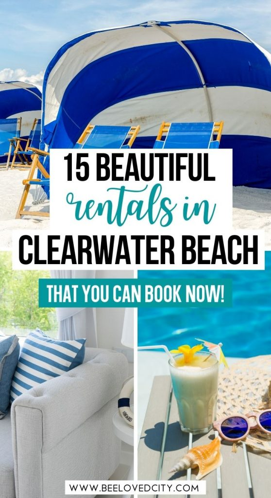 Best Airbnbs in Clearwater Beach