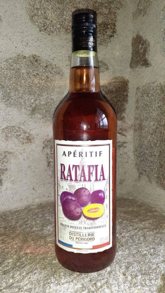 French drink Ratafia