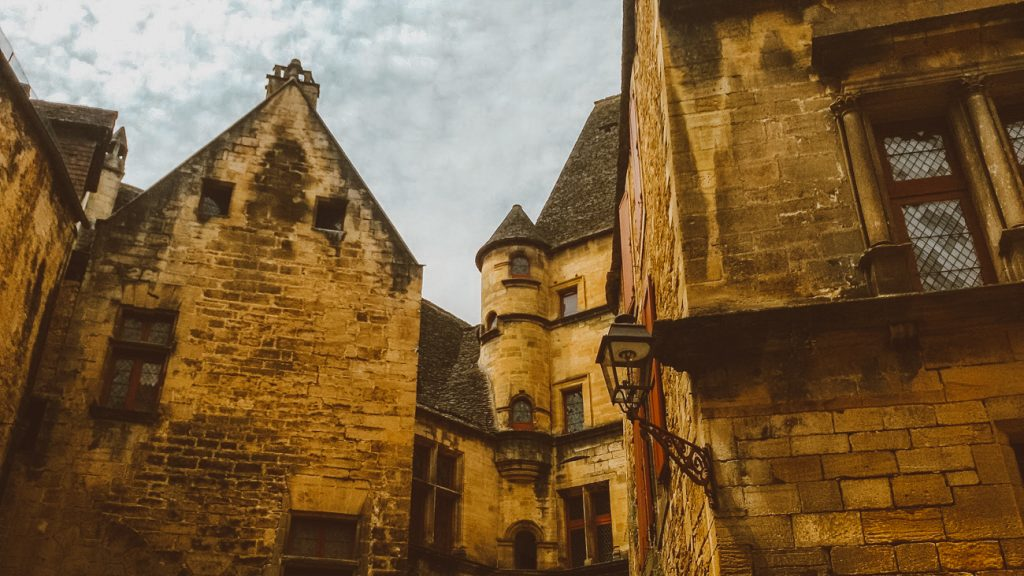 Sarlat french town