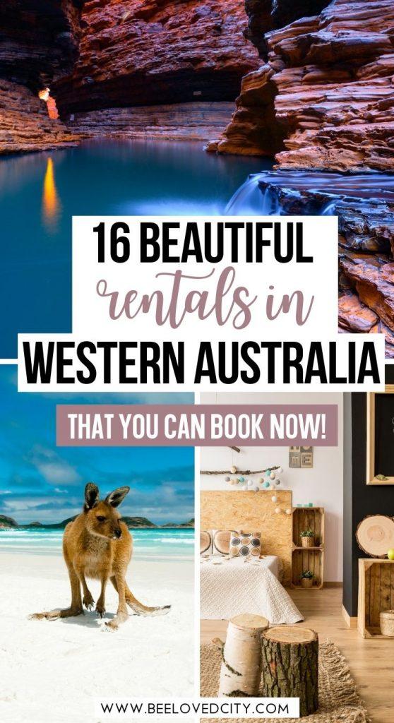 Best holiday rentals in Western Australia