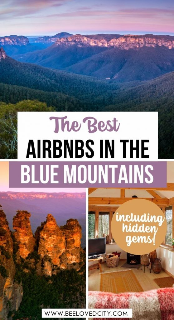 Best Airbnbs in Blue Mountains NSW Australia