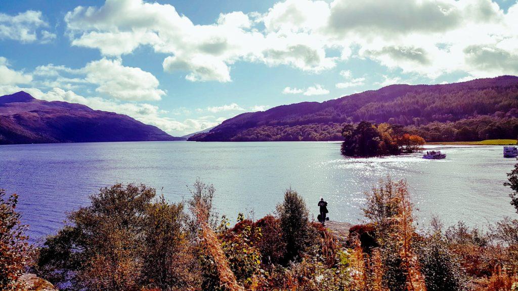 Visiting Loch Lomond
