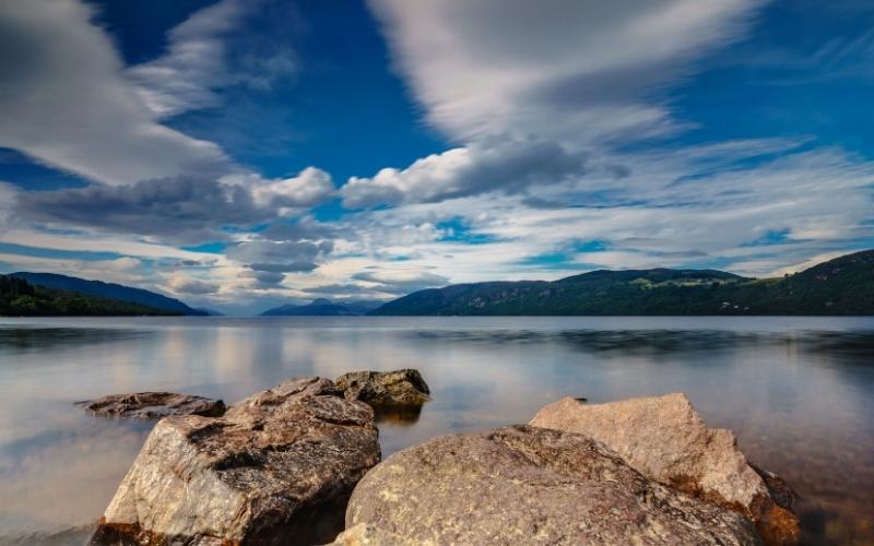 Visiting Loch Ness in Scotland