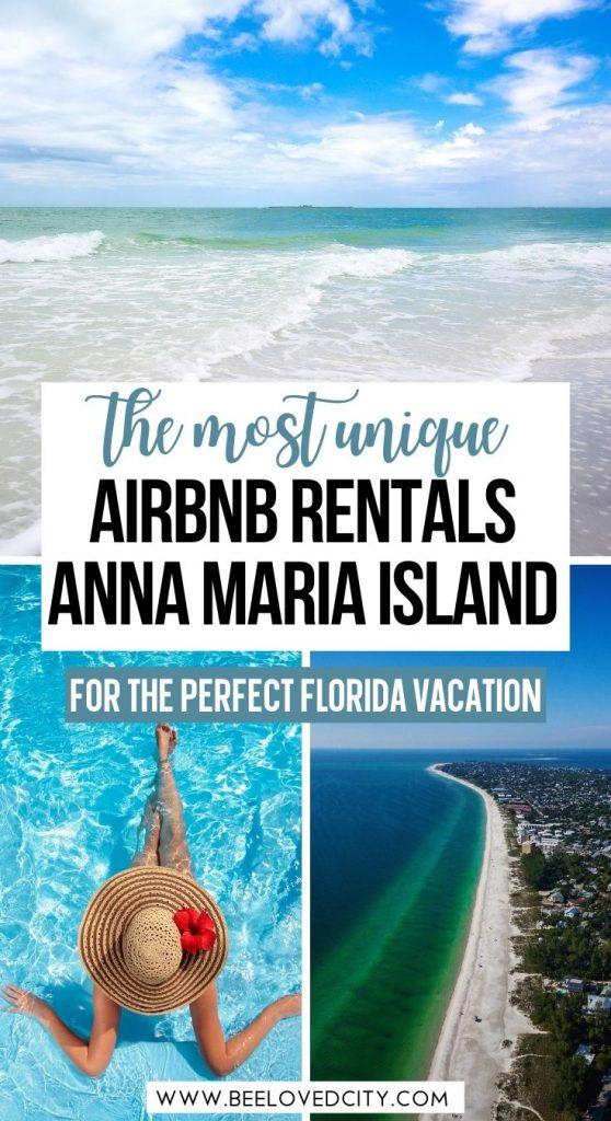 Best Airbnbs in Anna Maria Island Florida
