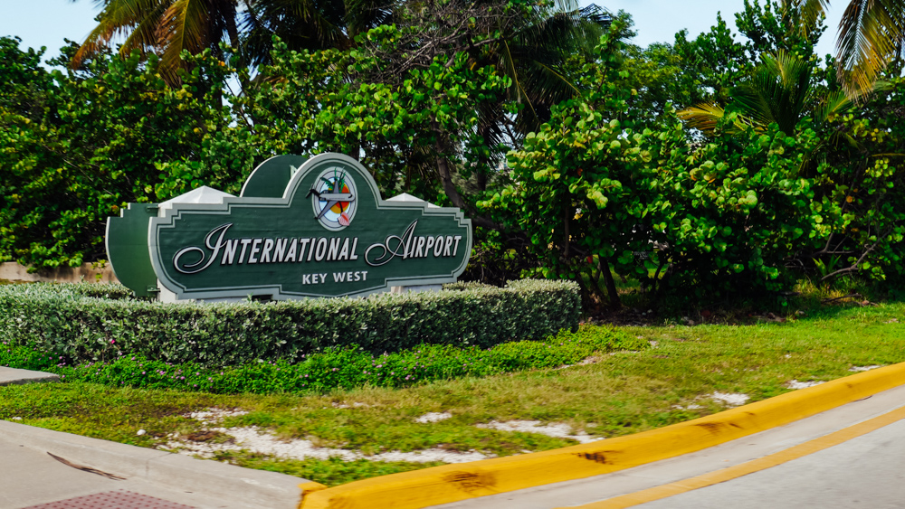 Airport in Key West Florida