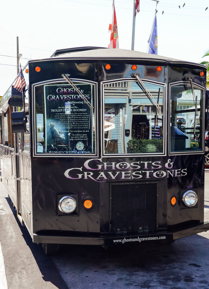 Ghost and Gravestones Tour Key west