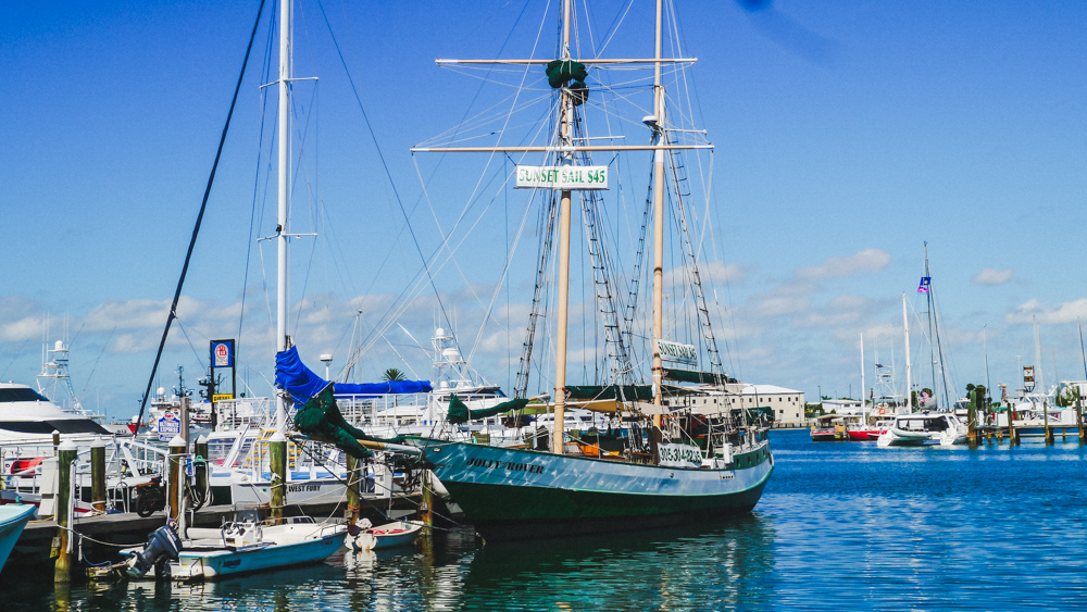 Cruise in Key West
