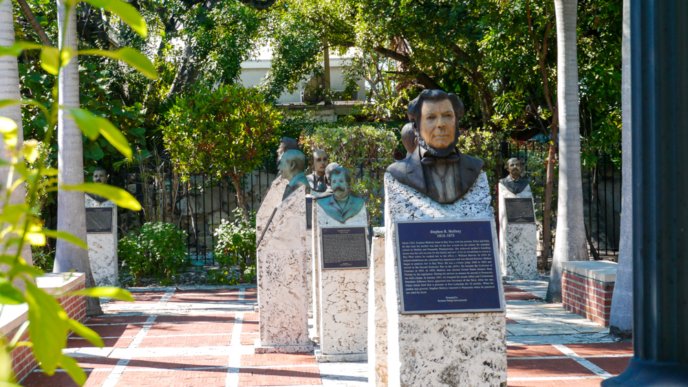 Sculpture in Key West