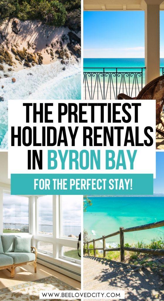 Best holiday rentals byron bay