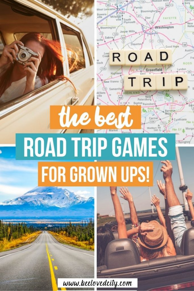 Best Road trip games for adults