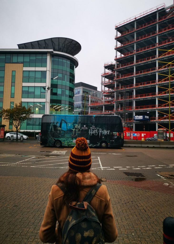 Shuttle for Harry Potter Studios in London